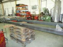 Stahlteile, Werkstatt, Metallbau Greitemann